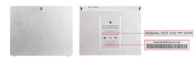 15-inch MacBook Pro - Battery exchange program
