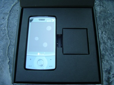 First impressions of the Sprint HTC Touch Diamond