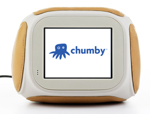 Get one of these: Chumby