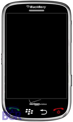 """Blackberry's """"iPhone killer:"""" Thunder"""