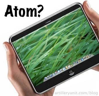 Atom iPhone