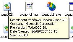Windows Update woes
