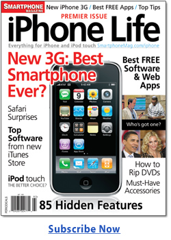 Windows Mobile magazine closes, but iPhone Life launches on September 9th