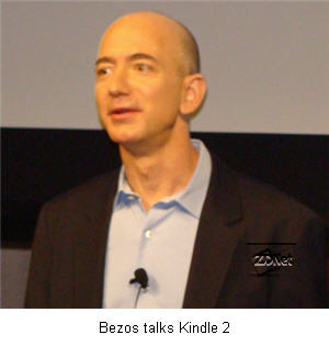 Amazon founder and CEO Jeff Bezos, the new owner of Expensewatch.com