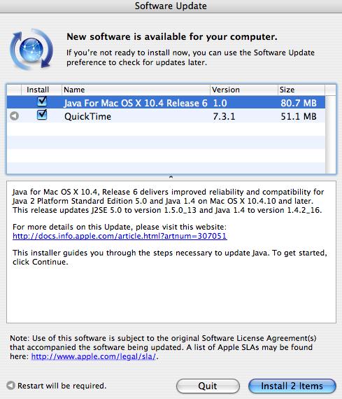 Finally, a Â'criticalÂ' Java runtime update from Apple