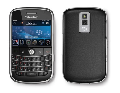 BlackBerry Bold may be joining the iPhone 3G with reception issues