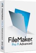 Filemaker Pro Advanced 9 box