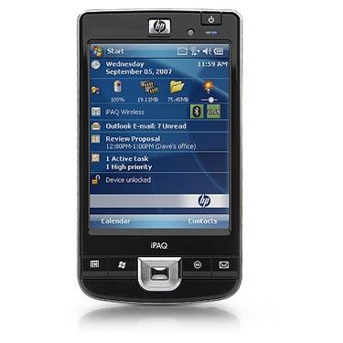 HP iPAQ 210