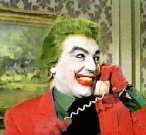 Cesar Romero as The Joker, Batman TV show 1960s