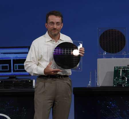 The news on Intel's Nehalem