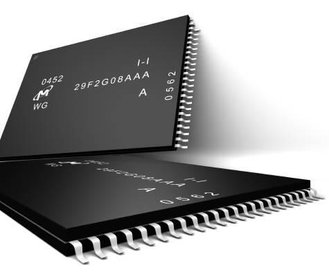 Micron 48 pin TSOP