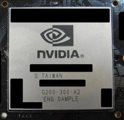 Nvidia GTX 200 series will be one big GPU