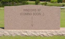 XP tombstone