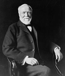 Andrew Carnegie from Wikipedia
