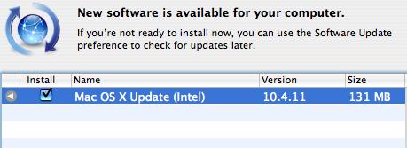 Apple monster update fixes 41 Mac OS X, Safari vulnerabilities