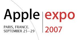 Apple Expo 2007 Paris