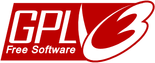 GPL V.3 logo
