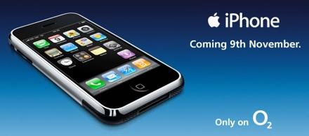 Apple announces UK iPhone partner: O2