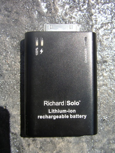 iPhone battery 1