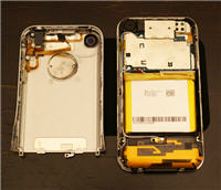 iPhone dissected