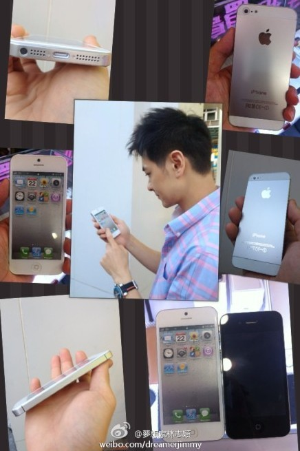 Jimmy Lin -- iPhone 5
