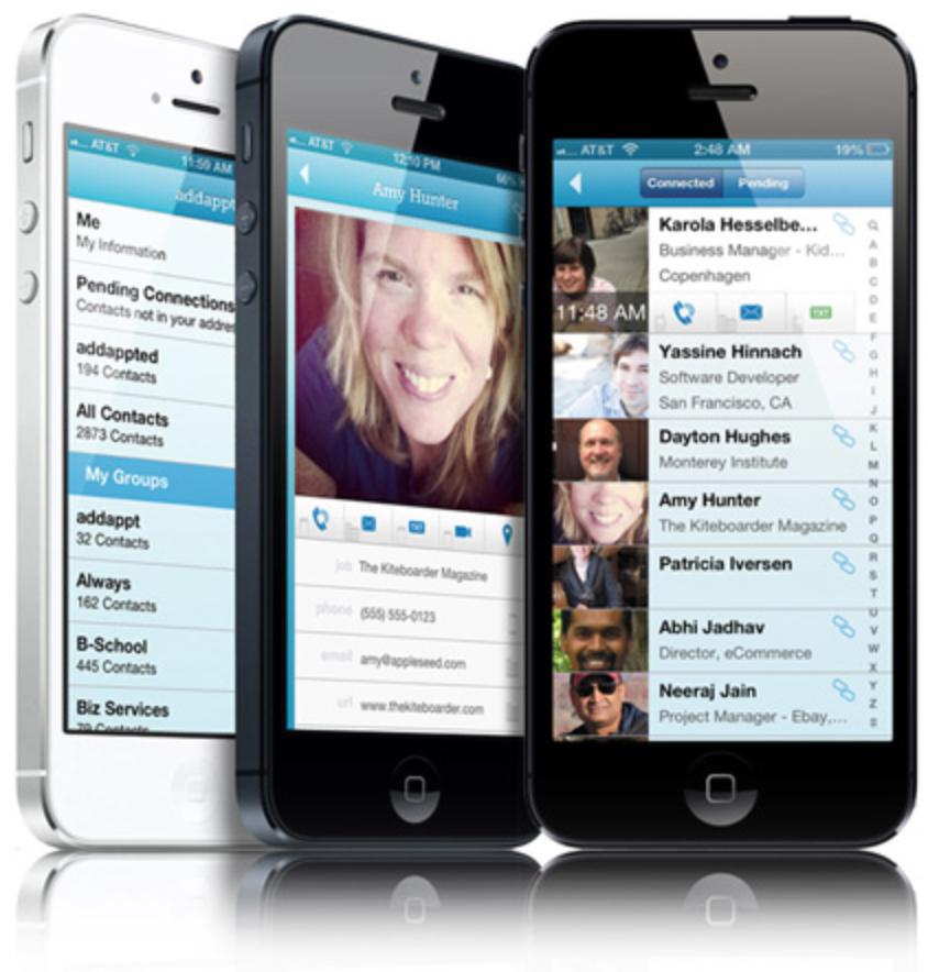 Addappt 1.3 is an iOS group messaging powerhouse - Jason O'Grady