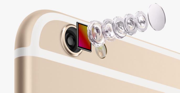 Apple iPhone 6 Plus camera features