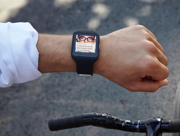 2014 Sony Smartwatch 3