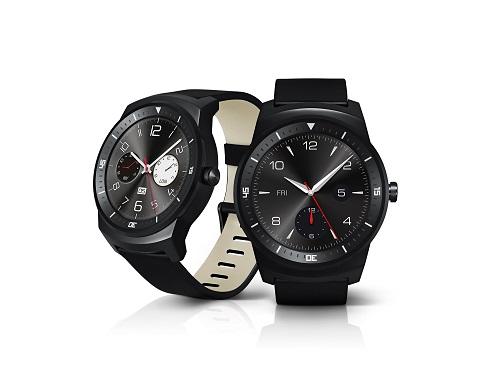 2014  LG G Watch R