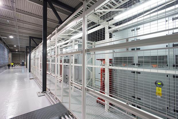 What do data centers do?