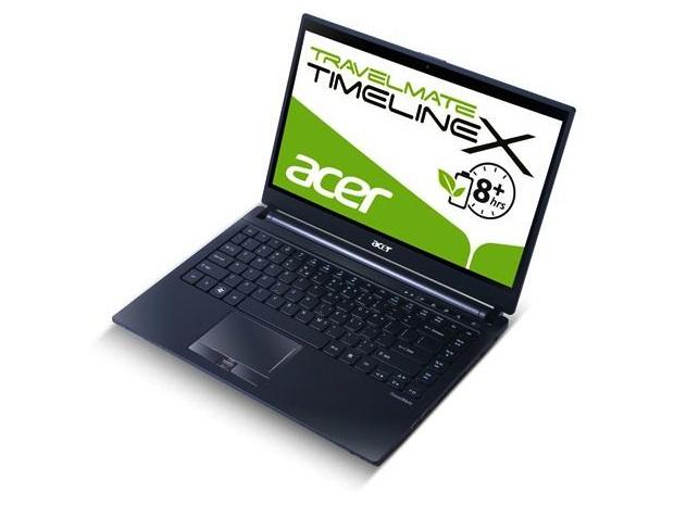 Acer TravelMate Timeline 8481T