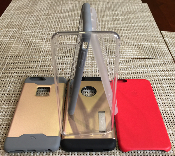 Good cases for the iPhone 6 Plus (hands on)