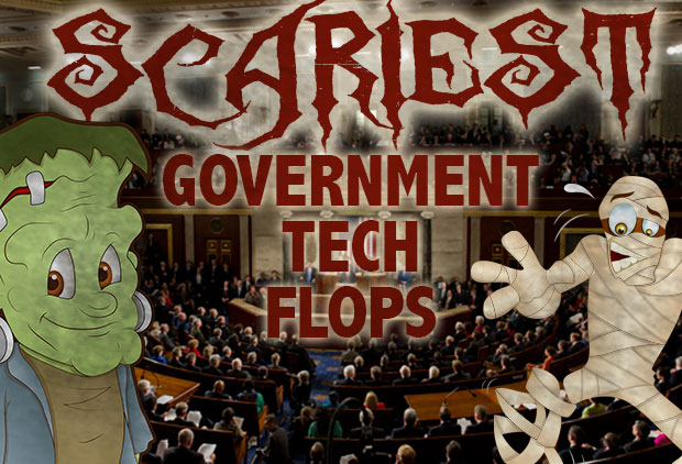 Scariest government tech flops