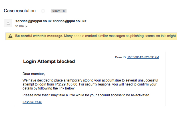 Email threats increase in sophistication