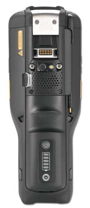 Rear of the Motorola MC9500