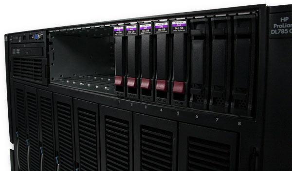 146GB SAS drives
