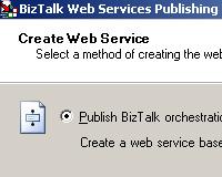 BizTalk Server 2006 leverages the Visual Studio.NET 2005 IDE