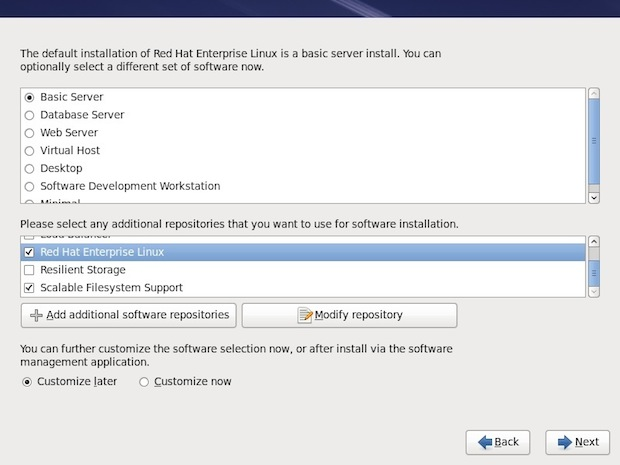 Red Hat Enterprise Linux 6