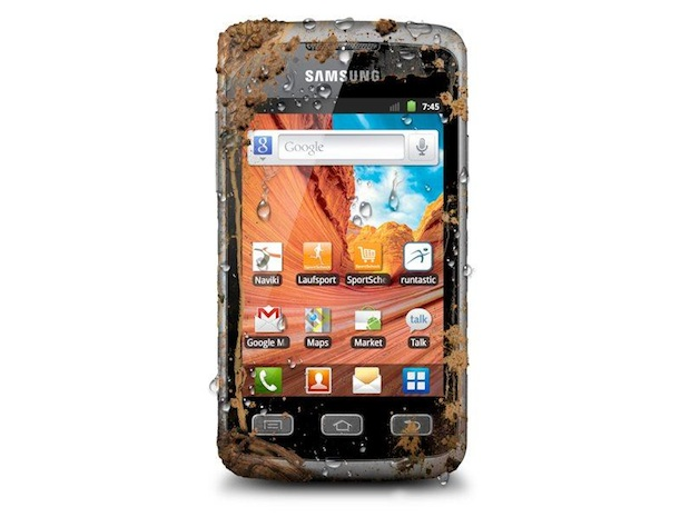 Samsung Galaxy Extreme Xcover S5690