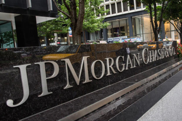 JPMorgan credit card hack