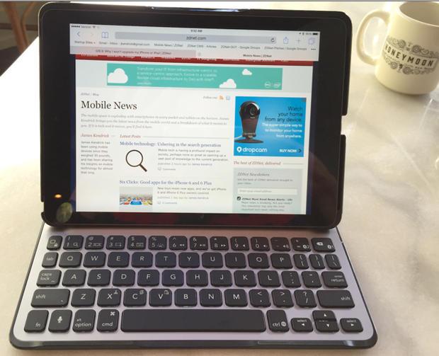 iPad Air, Belkin QODE Ultimate Pro