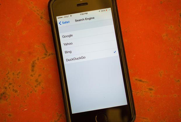 DuckDuckGo (search engine)
