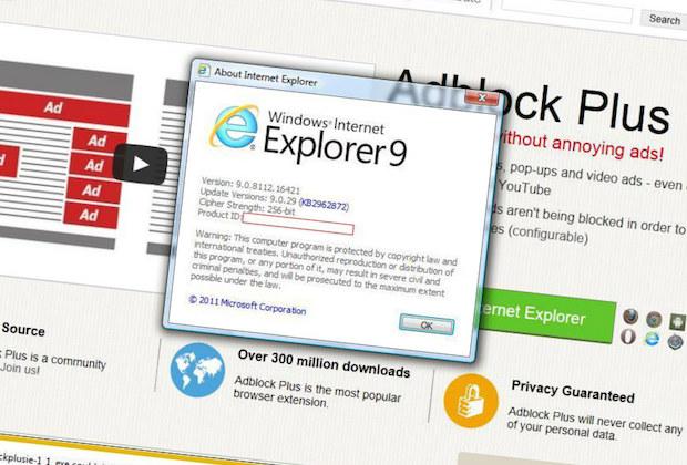 AdBlock Plus (ad-blocker)