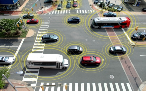 The Internet of Things Cool connected cars ZDNet