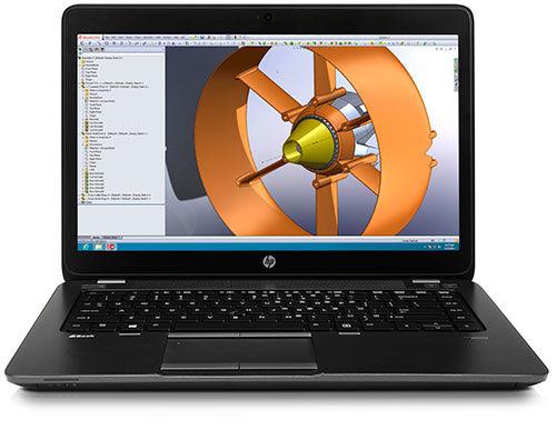 HP ZBook 14 and 15u