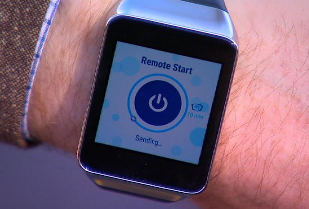 Hyundai lets you unlock your car… with your watch