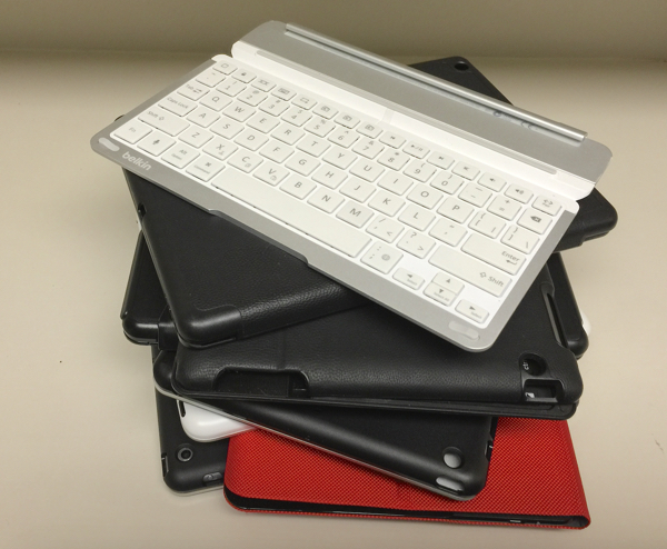 Top 9 keyboards for the iPad Air — hands on (Jan. 2015)