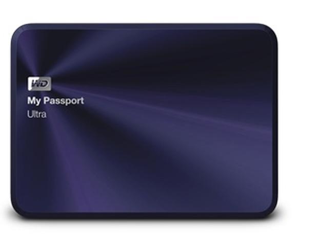 Western Digital My Passport Ultra