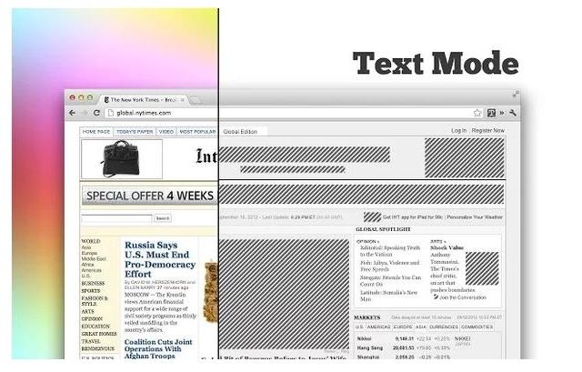 Text Mode