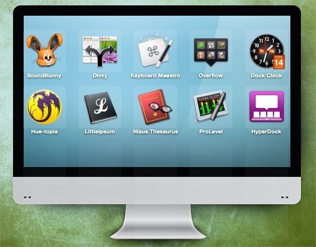 Quirky OS X add-ons